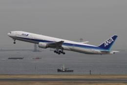 ☆H・I・J☆さんが、羽田空港で撮影した全日空 777-381の航空フォト(飛行機 写真・画像)