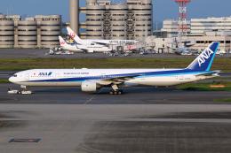 Echo-Kiloさんが、羽田空港で撮影した全日空 777-381の航空フォト(飛行機 写真・画像)