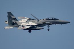 Tomo-Papaさんが、茨城空港で撮影した航空自衛隊 F-15DJ Eagleの航空フォト(飛行機 写真・画像)