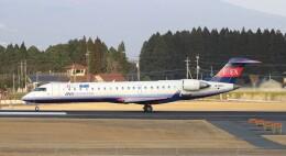 EosR2さんが、鹿児島空港で撮影したアイベックスエアラインズ CL-600-2C10 Regional Jet CRJ-702ERの航空フォト(飛行機 写真・画像)