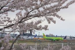Hiro-hiroさんが、成田国際空港で撮影したS7航空 A320の航空フォト(飛行機 写真・画像)