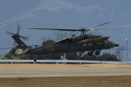 ko_zo.k@KMJさんが、熊本空港で撮影した陸上自衛隊 UH-60JAの航空フォト(飛行機 写真・画像)
