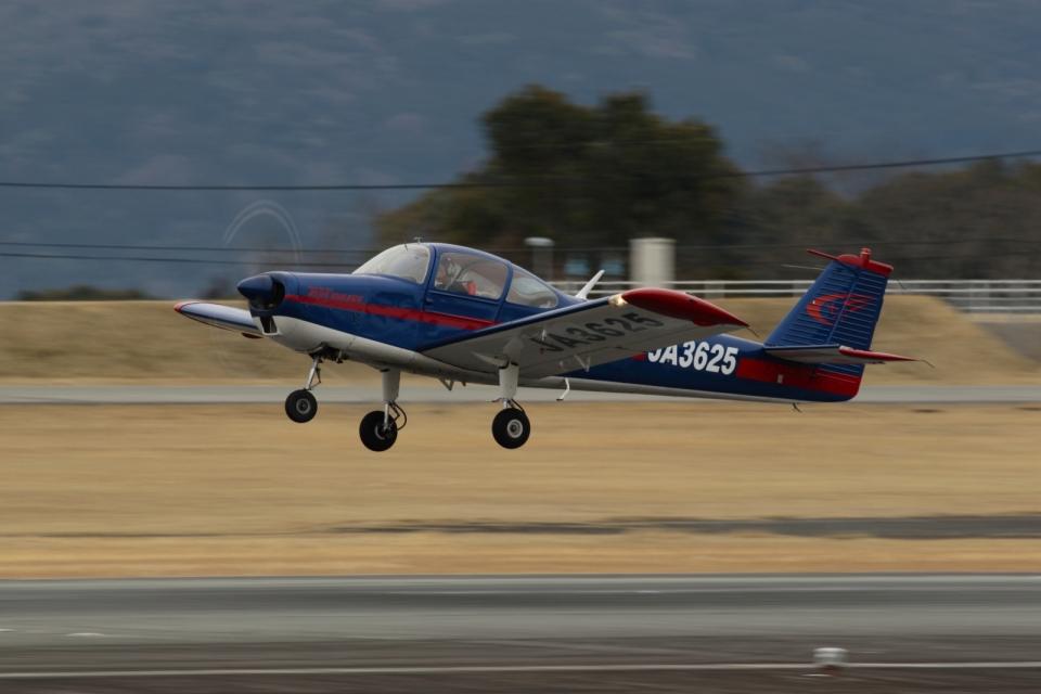 ko_zo.k@KMJさんの日本個人所有 Fuji FA-200 Aero Subaru (JA3625) 航空フォト