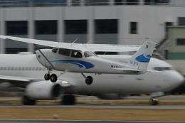 ko_zo.k@KMJさんが、熊本空港で撮影した崇城大学 172S Skyhawk SPの航空フォト(飛行機 写真・画像)