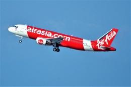 amagoさんが、仁川国際空港で撮影したフィリピン・エアアジア A320-214の航空フォト(飛行機 写真・画像)