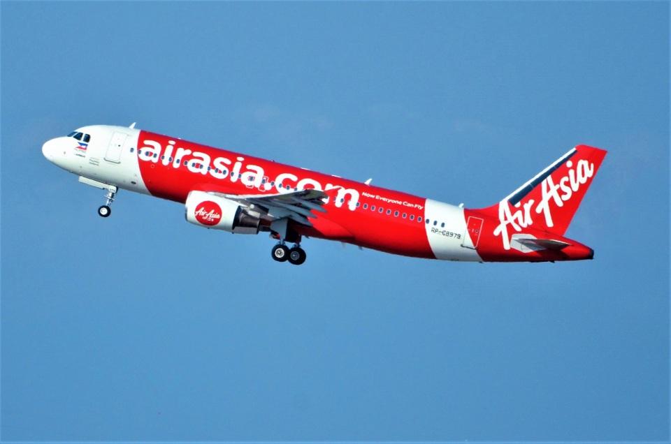 amagoさんのフィリピン・エアアジア Airbus A320 (RP-C8979) 航空フォト