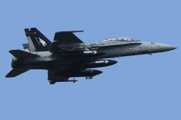 Talon.Kさんが、嘉手納飛行場で撮影したアメリカ海兵隊 F/A-18D Hornetの航空フォト(飛行機 写真・画像)
