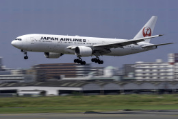 K.Sさんが、福岡空港で撮影した日本航空 777-289の航空フォト(飛行機 写真・画像)