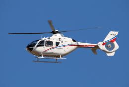 なごやんさんが、名古屋飛行場で撮影した静岡エアコミュータ EC135T2の航空フォト(飛行機 写真・画像)