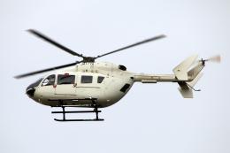 なごやんさんが、岐阜基地で撮影した川崎重工業 BK117C-2の航空フォト(飛行機 写真・画像)