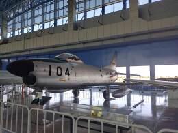 ジャンクさんが、浜松基地で撮影した航空自衛隊 F-86D-45の航空フォト(飛行機 写真・画像)