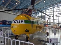 ジャンクさんが、浜松基地で撮影した航空自衛隊 H-19C Chickasaw (S-55C)の航空フォト(飛行機 写真・画像)
