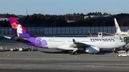 Bluewingさんが、成田国際空港で撮影したハワイアン航空 A330-243の航空フォト(飛行機 写真・画像)