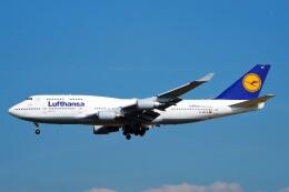 航空フォト:D-ABVO ルフトハンザドイツ航空 747-400