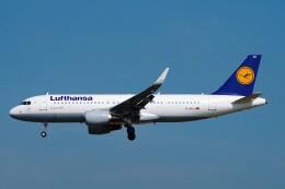 航空フォト:D-AIUJ ルフトハンザドイツ航空 A320