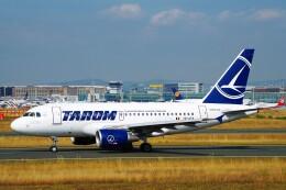 ちっとろむさんが、フランクフルト国際空港で撮影したタロム航空 A318-111の航空フォト(飛行機 写真・画像)