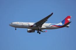 OS52さんが、成田国際空港で撮影したネパール航空 A330-243の航空フォト(飛行機 写真・画像)