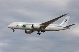 OS52さんが、成田国際空港で撮影したZIPAIR 787-8 Dreamlinerの航空フォト(飛行機 写真・画像)