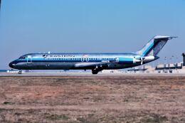 パール大山さんが、ハーツフィールド・ジャクソン・アトランタ国際空港で撮影したイースタン航空 (〜1991) DC-9-31の航空フォト(飛行機 写真・画像)