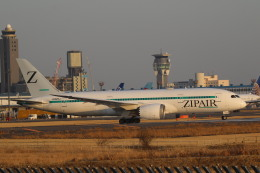 airdrugさんが、成田国際空港で撮影したZIPAIR 787-8 Dreamlinerの航空フォト(飛行機 写真・画像)