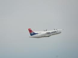 kiyo hさんが、ウィーン国際空港で撮影したエア・セルビア ATR-72-202の航空フォト(飛行機 写真・画像)