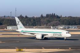 Y-Kenzoさんが、成田国際空港で撮影したZIPAIR 787-8 Dreamlinerの航空フォト(飛行機 写真・画像)