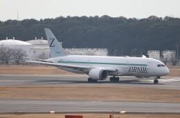 050813さんが、成田国際空港で撮影したZIPAIR 787-8 Dreamlinerの航空フォト(飛行機 写真・画像)