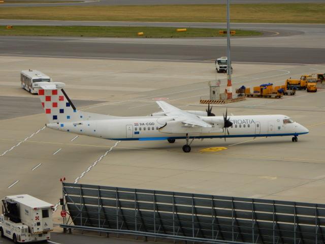ウィーン国際空港 - Vienna International Airport [VIE/LOWW]で撮影されたウィーン国際空港 - Vienna International Airport [VIE/LOWW]の航空機写真