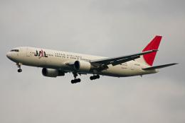 inyoさんが、羽田空港で撮影した日本航空 767-346の航空フォト(飛行機 写真・画像)