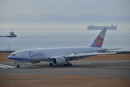 海山さんが、中部国際空港で撮影したチャイナエアライン 777-Fの航空フォト(飛行機 写真・画像)