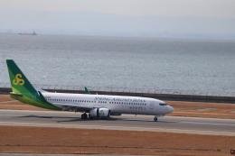 さかいさんが、中部国際空港で撮影した春秋航空日本 737-8ALの航空フォト(飛行機 写真・画像)