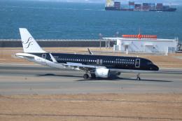 さかいさんが、中部国際空港で撮影したスターフライヤー A320-214の航空フォト(飛行機 写真・画像)