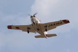 やまけんさんが、仙台空港で撮影した日本法人所有 A36 Bonanza 36の航空フォト(飛行機 写真・画像)