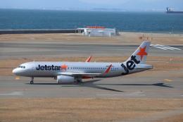 さかいさんが、中部国際空港で撮影したジェットスター・ジャパン A320-232の航空フォト(飛行機 写真・画像)