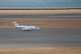 さかいさんが、中部国際空港で撮影した国土交通省 航空局 525C Citation CJ4の航空フォト(飛行機 写真・画像)