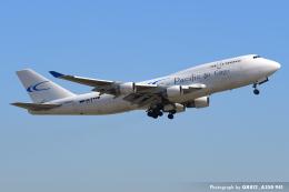 kina309さんが、成田国際空港で撮影したカリッタ エア 747-412(BCF)の航空フォト(飛行機 写真・画像)