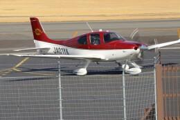 EosR2さんが、鹿児島空港で撮影した日本法人所有 SR22Tの航空フォト(飛行機 写真・画像)