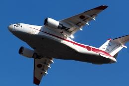 かぷちーのさんが、岐阜基地で撮影した航空自衛隊 XC-2の航空フォト(飛行機 写真・画像)
