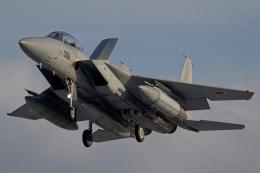 Lacnorさんが、千歳基地で撮影した航空自衛隊 F-15DJ Eagleの航空フォト(飛行機 写真・画像)