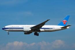 ちっとろむさんが、フランクフルト国際空港で撮影した中国南方航空 777-F1Bの航空フォト(飛行機 写真・画像)