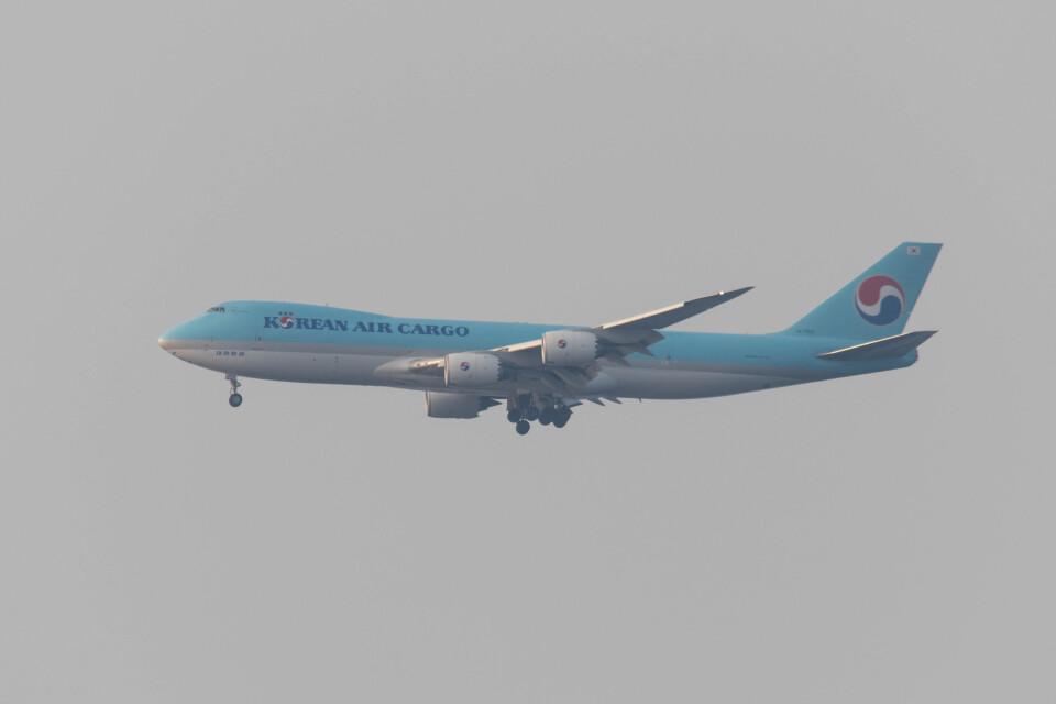 Koenig117さんの大韓航空 Boeing 747-8 (HL7609) 航空フォト