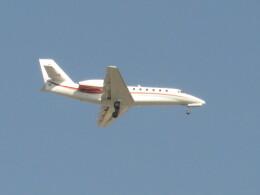 commet7575さんが、福岡空港で撮影した日本エアロスペース 680 Citation Sovereignの航空フォト(飛行機 写真・画像)