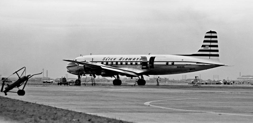 Y.TodaさんのSlick Airways (N6813C) 航空フォト