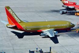 パール大山さんが、ジョージ・ブッシュ・インターコンチネンタル空港で撮影したサウスウェスト航空 737-2H4/Advの航空フォト(飛行機 写真・画像)