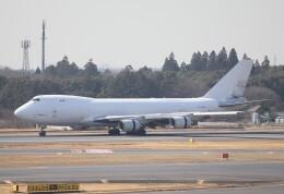 050813さんが、成田国際空港で撮影したアトラス航空 747-4KZF/SCDの航空フォト(飛行機 写真・画像)