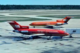 パール大山さんが、ジョージ・ブッシュ・インターコンチネンタル空港で撮影したブラニフ航空 727-191の航空フォト(飛行機 写真・画像)