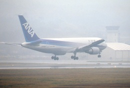 LEVEL789さんが、岡山空港で撮影した全日空 767-281の航空フォト(飛行機 写真・画像)