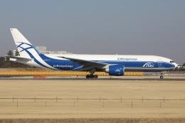 sky-spotterさんが、成田国際空港で撮影したエアブリッジ・カーゴ・エアラインズ 777-Fの航空フォト(飛行機 写真・画像)