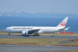 LEGACY-747さんが、羽田空港で撮影した日本航空 777-289の航空フォト(飛行機 写真・画像)