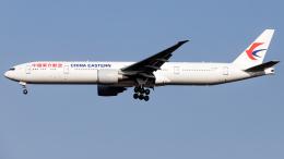 Shotaroさんが、上海浦東国際空港で撮影した中国東方航空 777-39P/ERの航空フォト(飛行機 写真・画像)